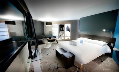 Hotel ibis styles chambre brest