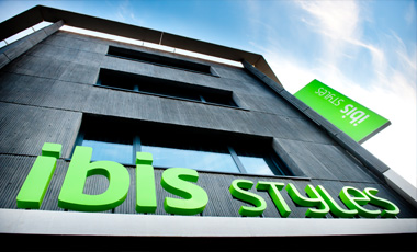 Hotel ibis styles promotion brest